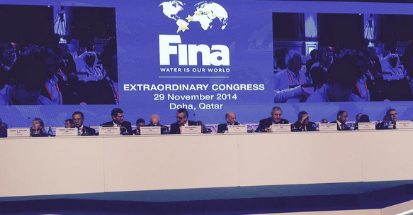 A number of key decisions were passed at the FINA Congress today in Doha, including regarding the introduction of mixed events