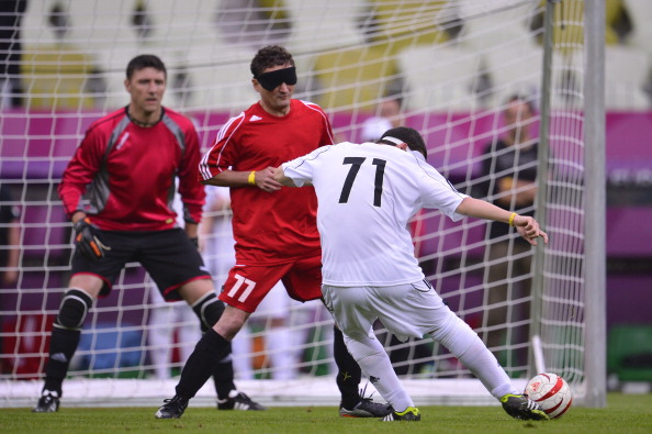 A total of 10 nations will compete at the 2015 IBSA Blind Football European Championships ©Getty Images