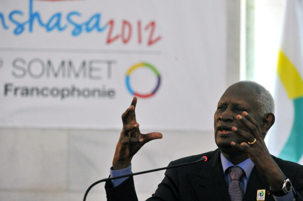 Abdou Diouf, secretary general of the International Organisation of La Francophonie, will be the recipient of an Olympic Order in gold ©Getty Images