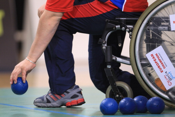 Athletes will be able to earn world ranking points ahead of Rio 2016 at the Boccia World Individual Championships ©Getty Images