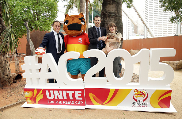 Australians have been urged to adopt a second team ofr the 2015 AFC Asian Cup ©Getty Images