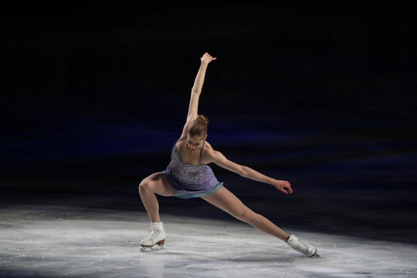 Carolina Kostner is facing a four year ban for allegedly aiding the doping of her boyfriend ©Getty Images