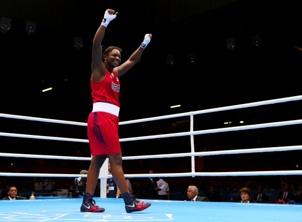 Clarissa Shields spent just 11 seconds in the ring en route to an opening victory at the Women's World Boxing Championships ©Getty Images