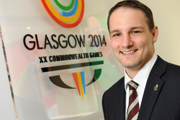 David Grevemberg is hopeful that experience from previous roles in sport will benefit him as he takes over as chief executive of the Commonwealth Games Federation ©Glasgow 2014