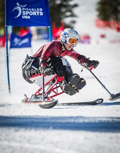 Disabled Sports USA will host the 27th edition of The Hartford Ski Spectacular ©Disabled Sports USA