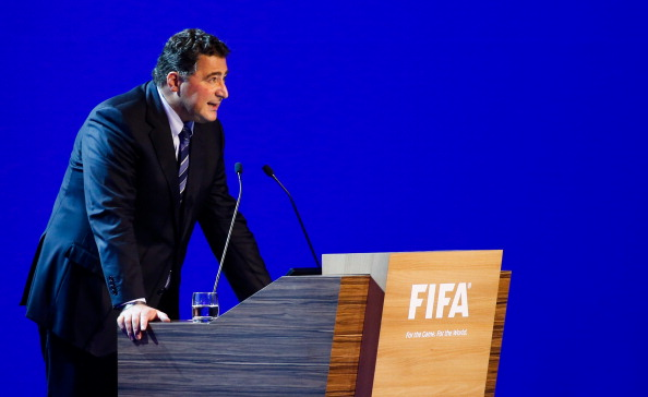 Domenico Scala, the independent chairman of FIFA's Audit and Compliance Committee, will evaluate the work done by FIFA's Ethics Committee ©Getty Images