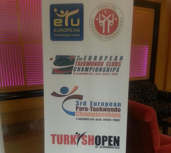 Final preparations are underway for the European Para-Taekwondo Championships ©Facebook
