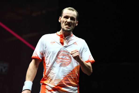France's Gregory Gaultier lost his world number one ranking to Mohamed Elshorbagy ©Getty Images