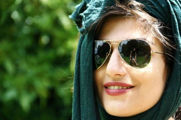 Ghoncheh Ghavami, arrested for attending an FIVB World League match in Iran, has been released on bail from jail in Tehran ©Facebook