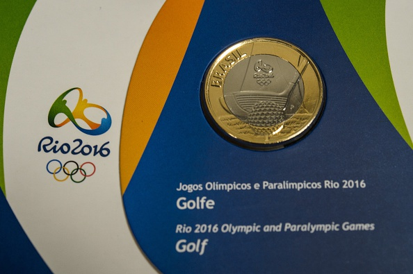 Golf makes its return to the Olympics in 2016 after a 112-year absence ©Getty Images