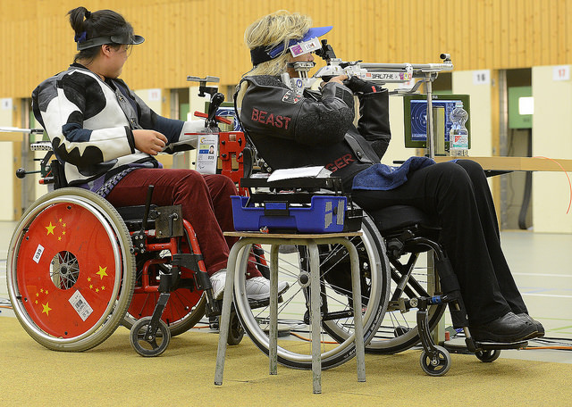 IPC Shooting has announced World Cups in France, the United States and Australia as qualifiers for Rio 2016 ©IPC