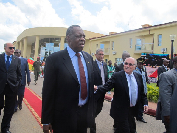 Issa Hayatou, President of the Confederation of African Football, is expected to make the final decision on when the 2015 Africa Cup of Nations will be held ©Getty Images