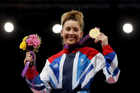 Jade Jones has added the Commonwealth crown to her Olympic title ©Getty Images