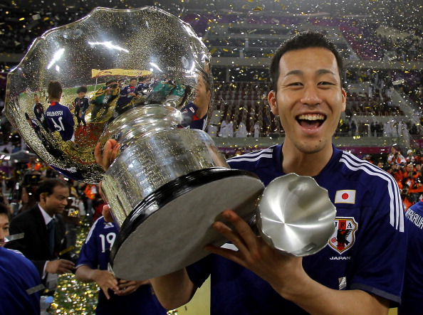 Japan are the reigning Asian Cup champions after beating Australia 1-0 in the final of the 2011 tournament ©Getty Images