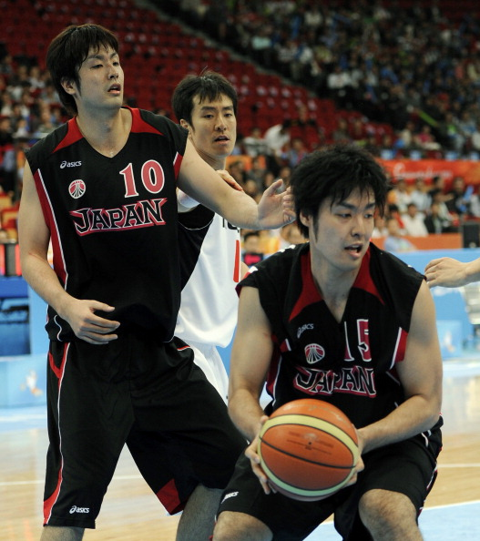 Japan has been suspended by FIBA ©Getty Imags