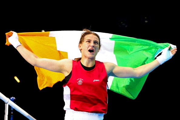 Katie Taylor has moved a step closer to a fifth Women's World Boxing Championships title in Jeju ©Getty Images
