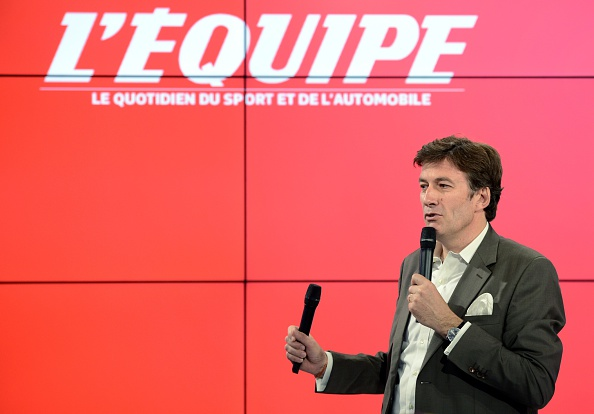 L'Equipe 21 will broadcast the Baku 2015 European Games exclusively in France ©Getty Images