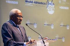 IAAF President Lamine Diack has said athletics will remain 'the heart and soul' of the Olympics ©Getty Images