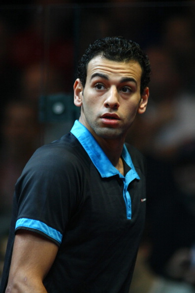 Mohamed Elshorbagy expects his performance level to increase at the World Championship ©Getty Images