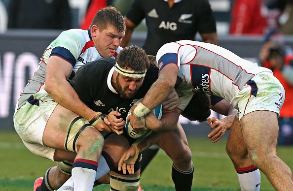 New Zealand's recent match against the United States caused plenty of debate at the IRB World Rugby ConfEx ©Getty Images
