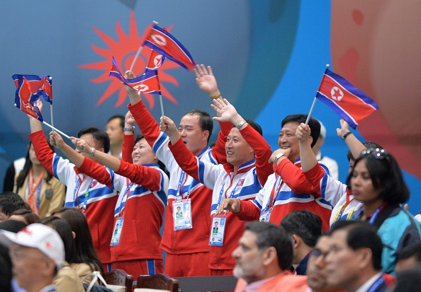 North Korea hopes to host the Weightlifting World Championships ©Getty Images
