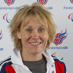 Penny Briscoe has been named Paralympics GB Chef de Mission for Rio 2016 ©ParlaympicsGB