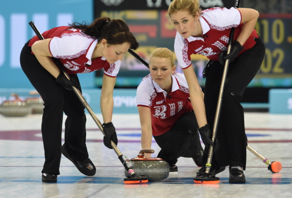 Russia continue their unbeaten streak at the European Curling Championships ©Getty Images