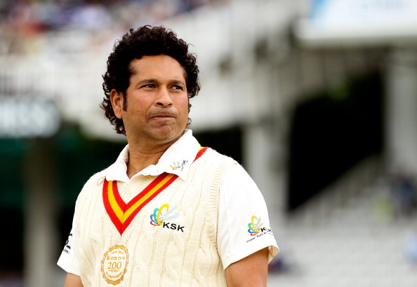 Sachin Tendulkar has come out in support of disgraced Indian boxer Sarita Devi ©Getty Images