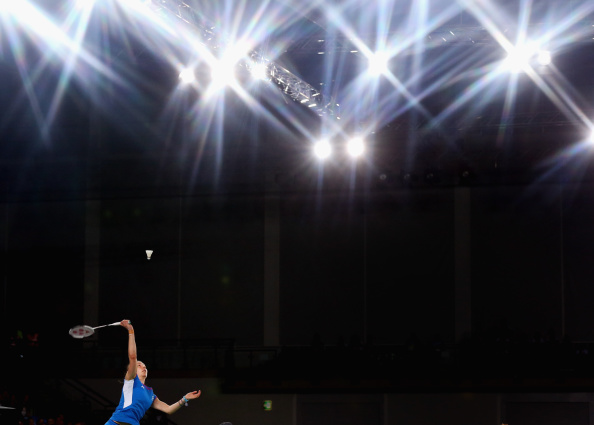 Scotland's Kirsty Gilmour won a silver medal at this year's Commonwealth Games in Glasgow ©Getty Images