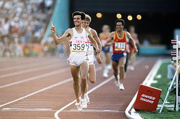 Sebastian Coe won two Olympic 1500 metres gold medals during his career, including at Los Angeles 1984 ©Getty Images