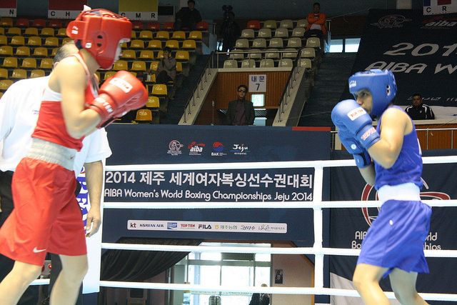 Semi-finallists have been decided for the AIBA Women's World Boxing Championships ©AIBA