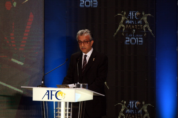 Shaikh Salman Bin Ebrahim Al Khalifa, President of the Asian Football Confederation, has conveyed his confidence in the findings ©Getty Images