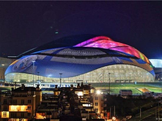 Sochi has been awarded the 2015 IWAS Games ©Getty Images