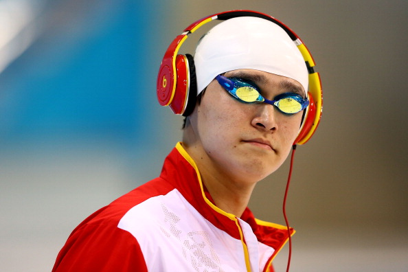 Sun Yang served a three month ban for failing a doping test earlier this year ©Getty Images