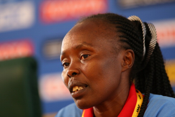 Tegla Loroupe has blamed foreign coaches for the increase in failed doping cases in Kenyan athletes ©Getty Images