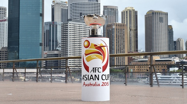 The AFC Asian Cup Trophy will tour its Australian host cities in December ©Australia 2015