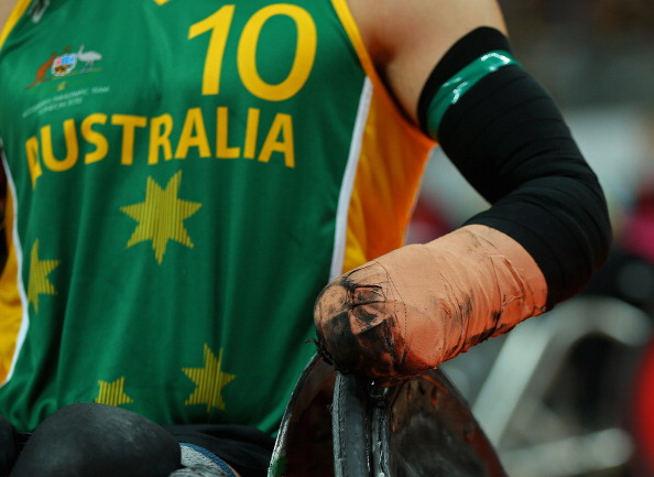 """The Australian Paralympic Committee has developed the """"Get Involved"""" programme ©Getty Images"""