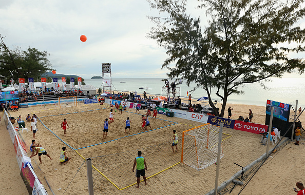 The World Beach Games, set to be launched in 2017, is a universal concept which will be not be overly shaped by a particular location, Sheikh Ahmad has claimed ©Phuket 2014