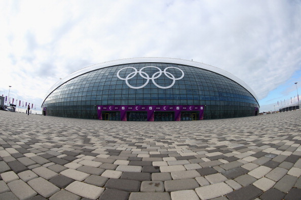The Bolshoy Ice Dome, the main ice hockey venue at Sochi 2014, was among those developed by Oleg Shishov's company ©Getty Images