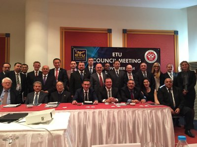 The European Taekwondo Union Council met in Belek yesterday ©ETU