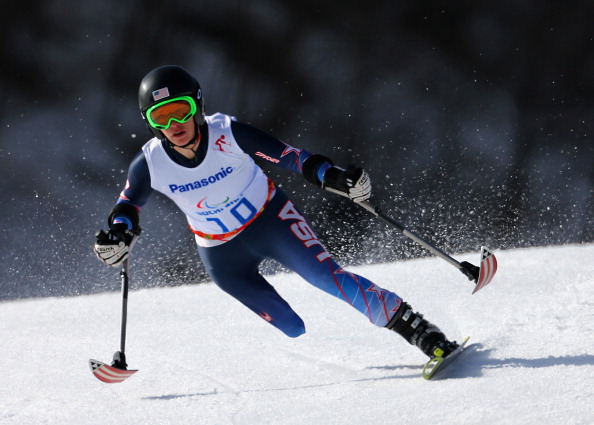 The Hartford Ski Spectacular will feature members of the U.S. Paralympics Alpine skiing team ©Getty Images