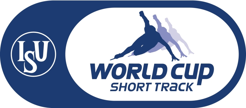 The International Skating Union World Cup Short Track Speed Skating series consists of six events ©ISU