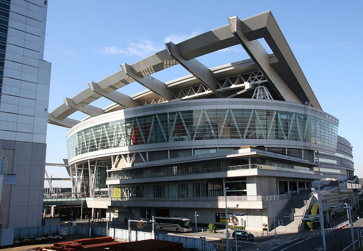 The Saitama Super Arena in Saitama City has been muted as a possible existing venue that could be used ©Wikipedia