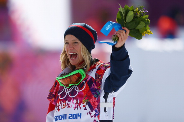 The Sochi 2014 Winter Games was Great Britain's most successful for ninety years with Jenny Jones winning the nation's first ever medal on the snow ©Getty Images