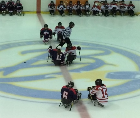 The United States have won the inaugural IPC Ice Sledge Hockey Womens International Cup ©Twitter