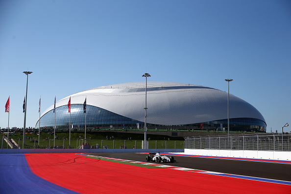 The inaugural Russian Grand Prix at the Sochi Autodrom took place last month ©Getty Images