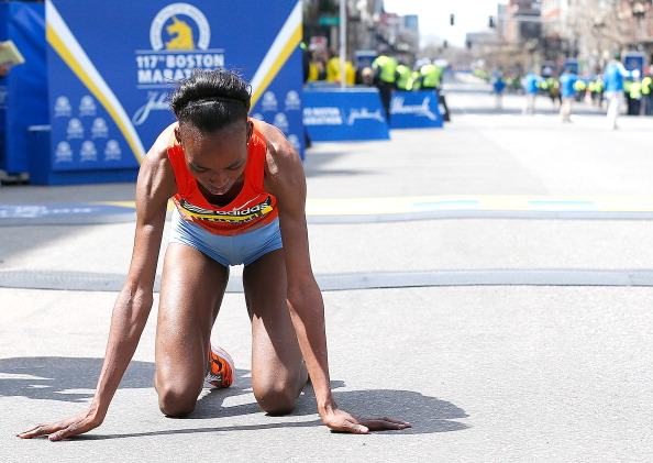 The proposed bill comes in light of Rita Jeptoo's positive drugs test that rocked the athletics world at the end of last month ©Getty Images