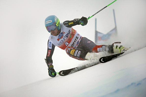 The record 69 hours of coverage will showcase US Ski Team Olympic champions like Ted Ligety ©Getty Images