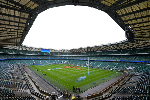 The redevelopment of Twickenham Stadium accounts for £76 million of the reported £85 million invested in infrastructure ©Getty Images