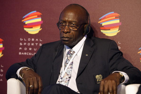 The report highlighted the English Football Association's relationship with former FIFA vice-president Jack Warner ©Getty Images